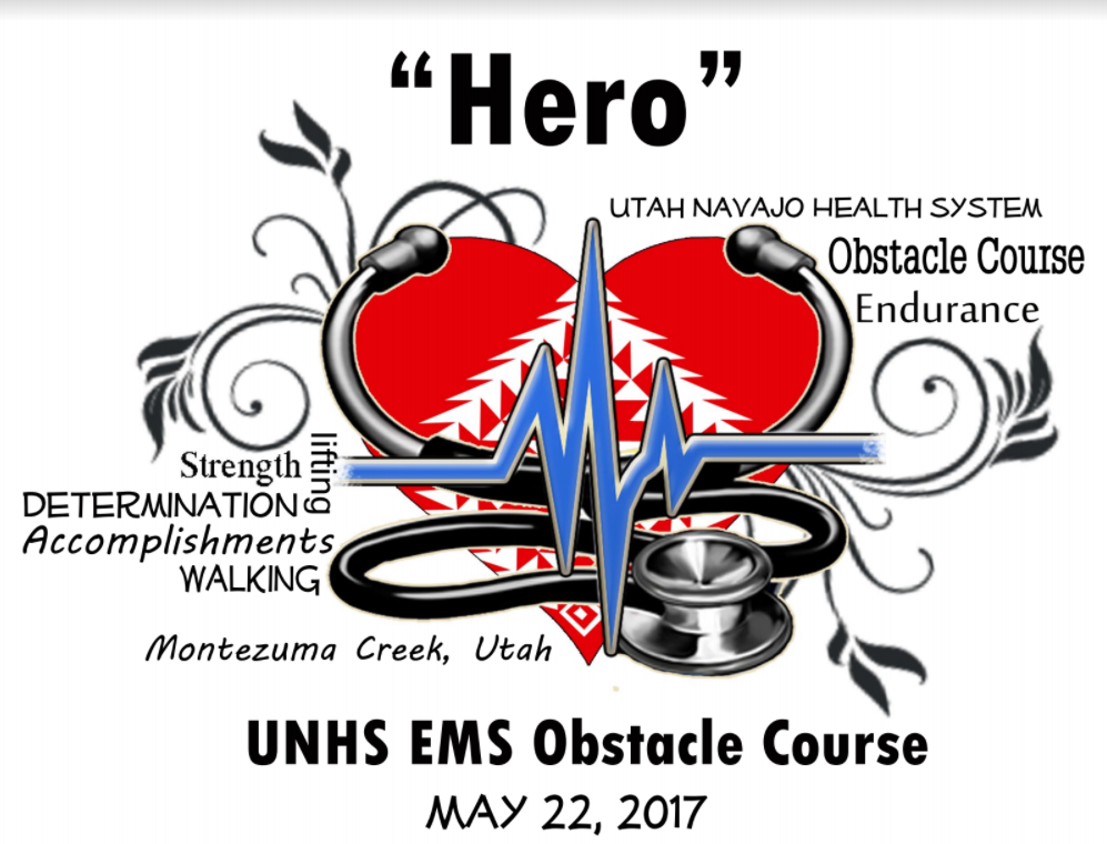 UNHS EMS Obstacle Course