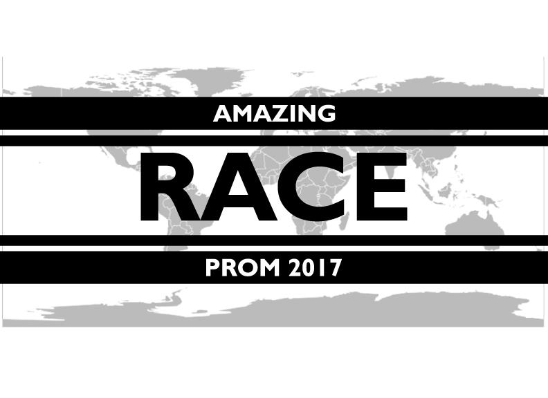 Prom 2017 Amazing Race