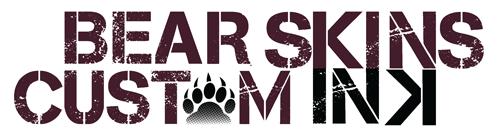 Bear Skins Custom Ink